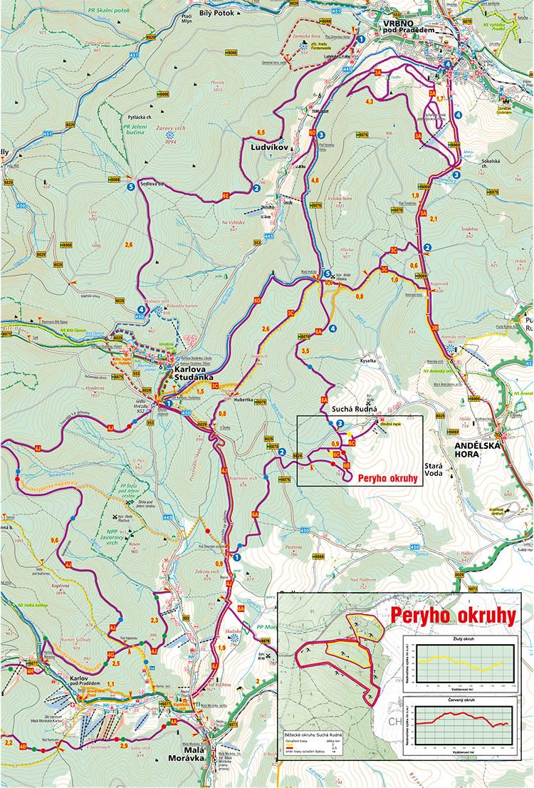 nova mapa trasy web